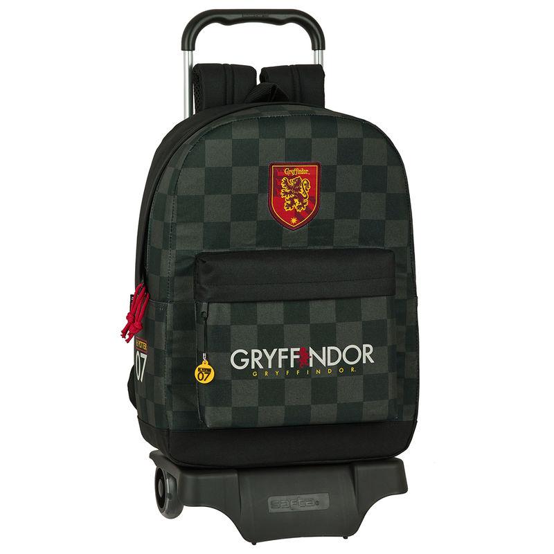 Harry Potter Gryffindori seljakott-käru 43cm