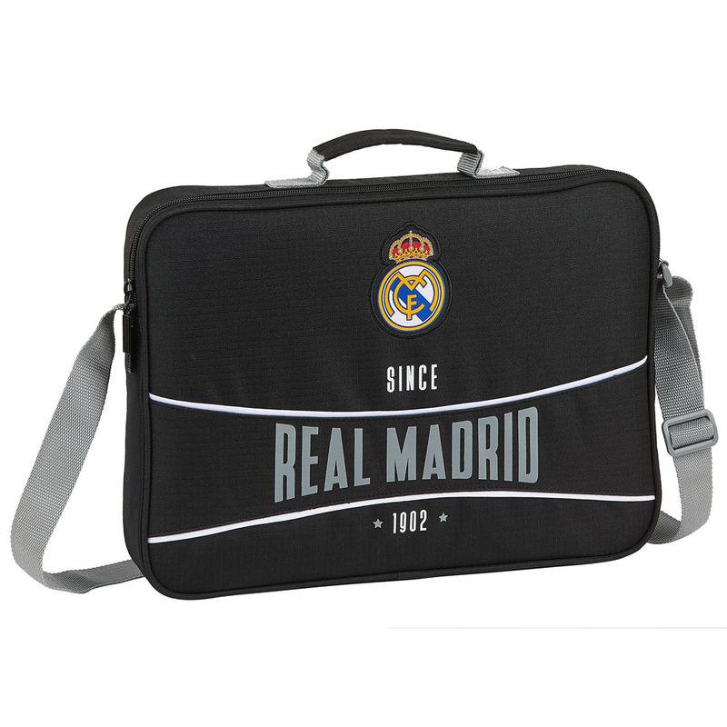 Real Madrid 1902 school briefcase
