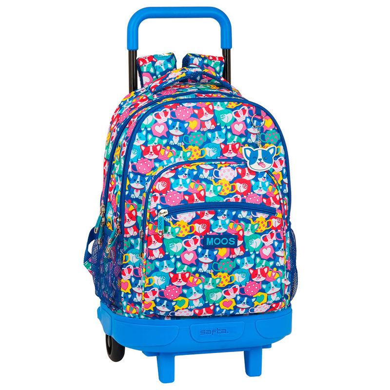 Moos Corgi рюкзак-тележка 45cm