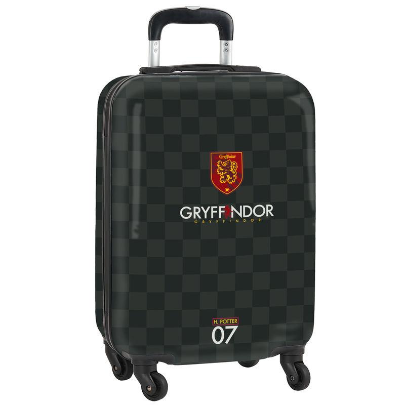 Harry Potter Gryffindor ABS чемодан 4 колеса 55cm