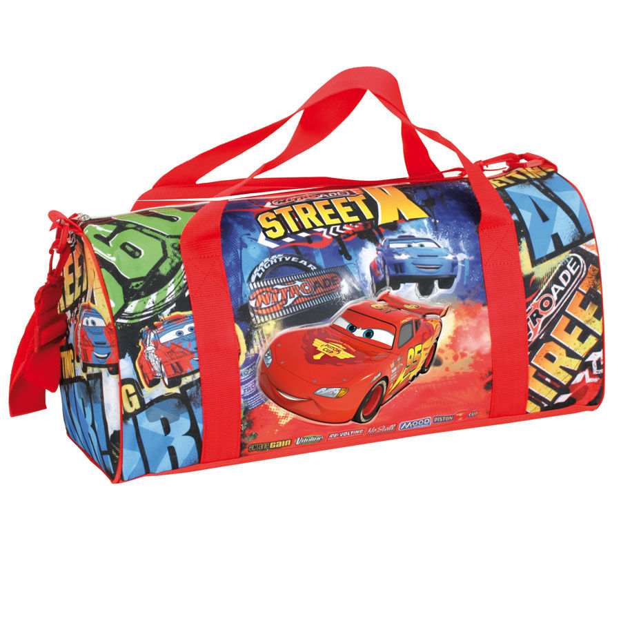 Disney Cars sport bag 50cm