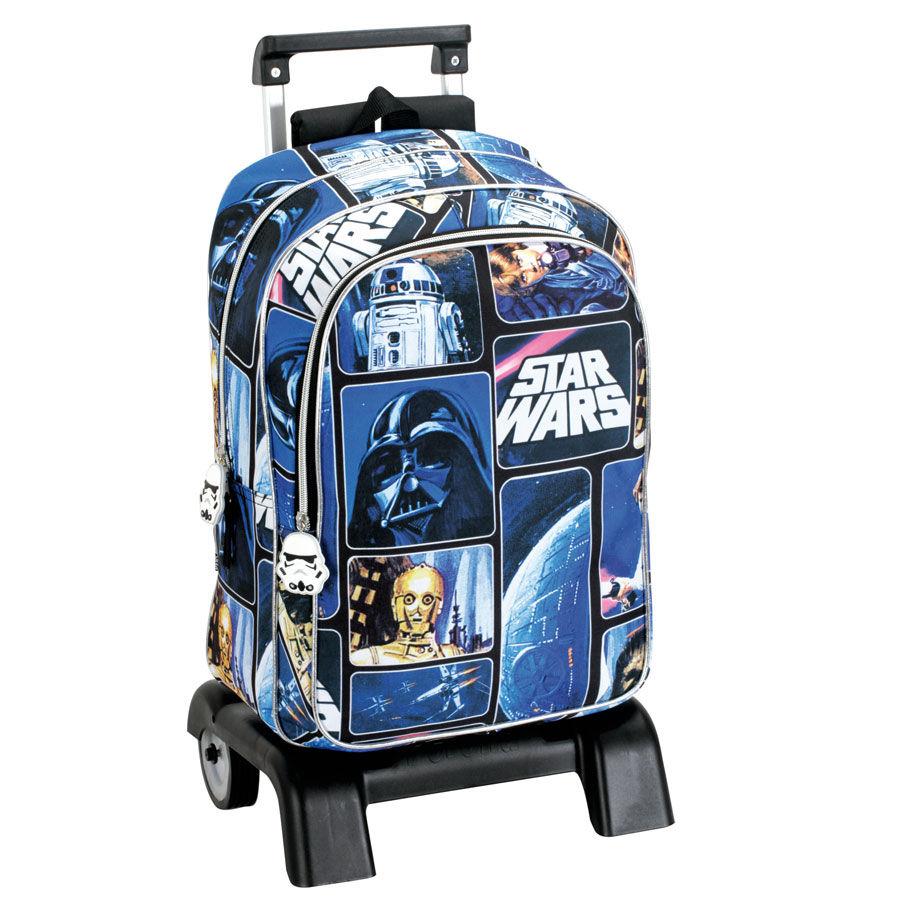 Trolley Star Wars Space 43cm