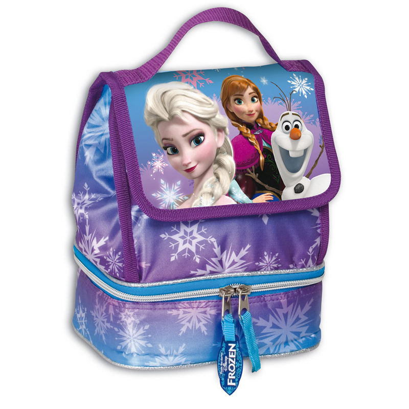 Disney Frozen cooler lunch bag