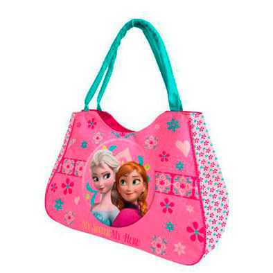 Disney Frozen My Sister beach bag 50cm