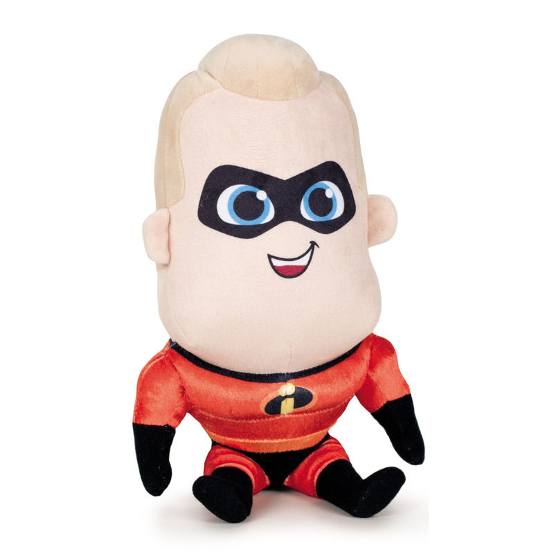 The Incredibles 2 plush toy Mr Incredible 27cm