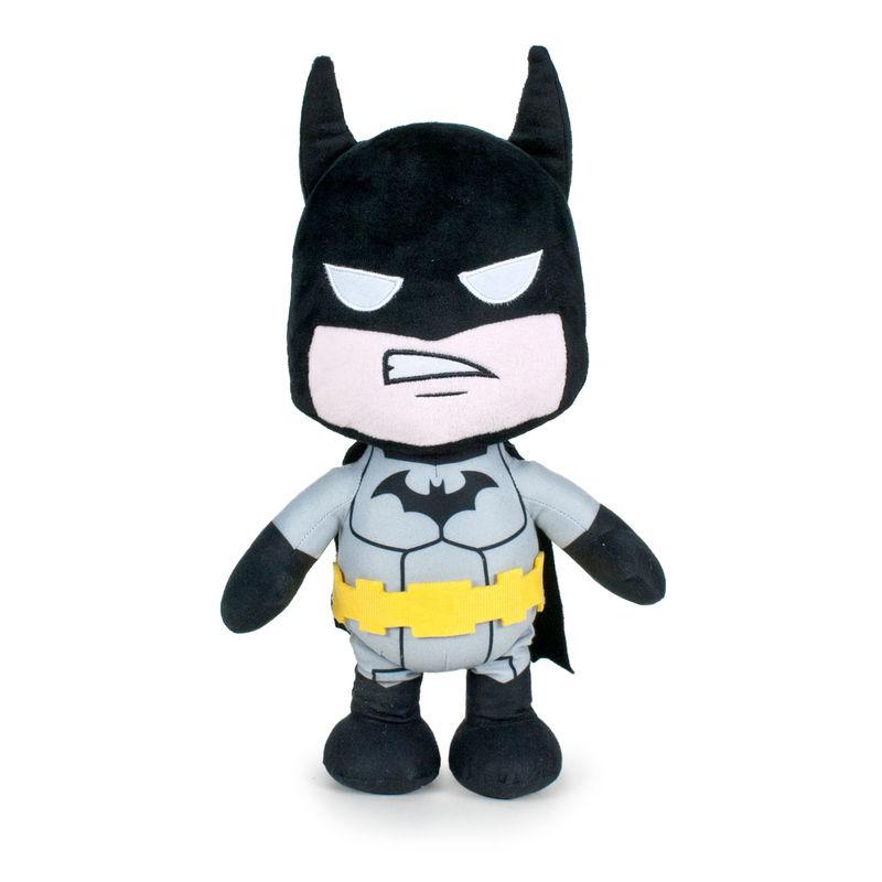 Batman DC grey toy plush 35cm