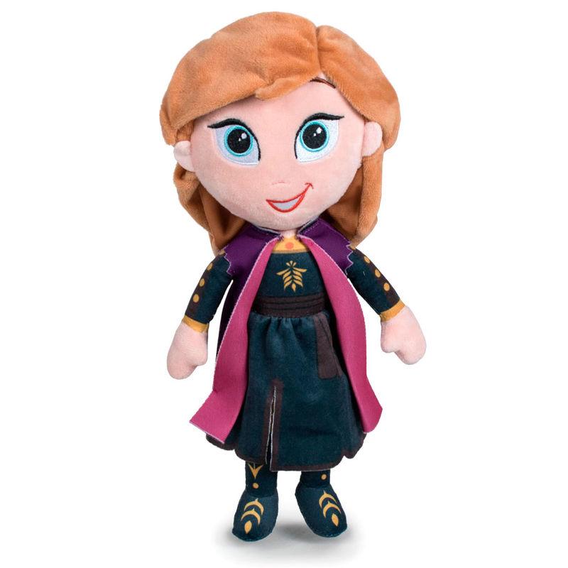 Disney Frozen 2 Elsa & Anna plush toy 30cm