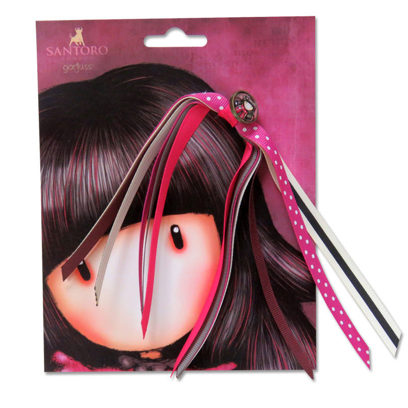 Gorjuss Ladybird hair elastic bands