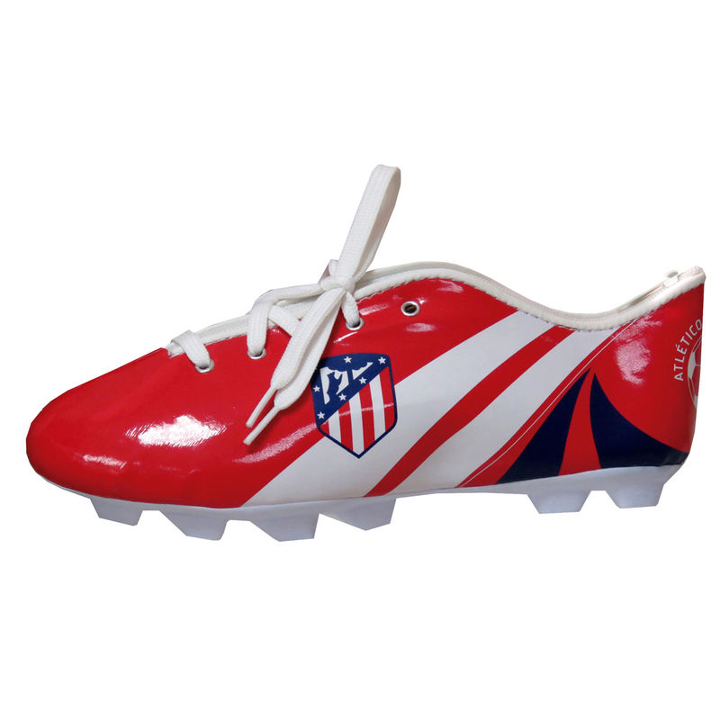 Atletico Madrid 3D boot pencil case