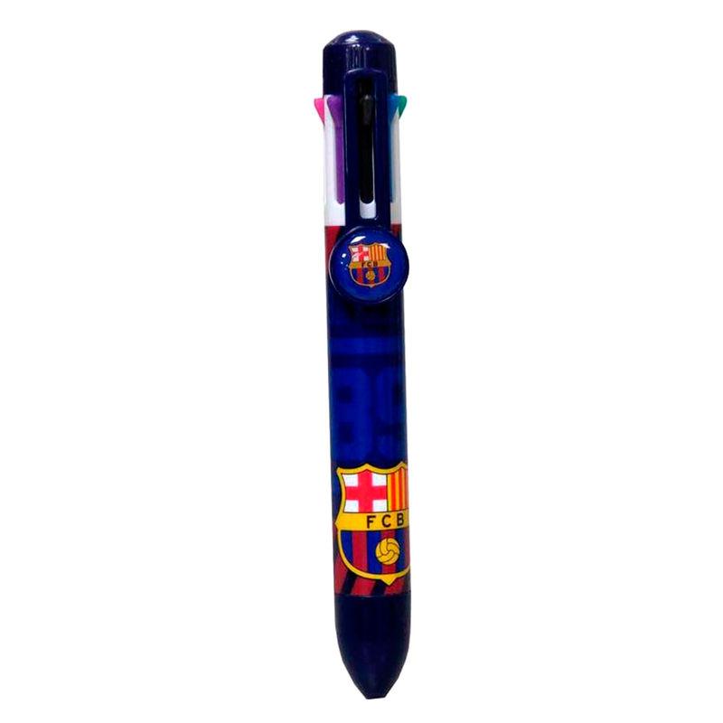F.C Barcelona pen 8 colors