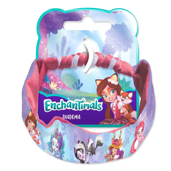 Enchantimals elastic headband