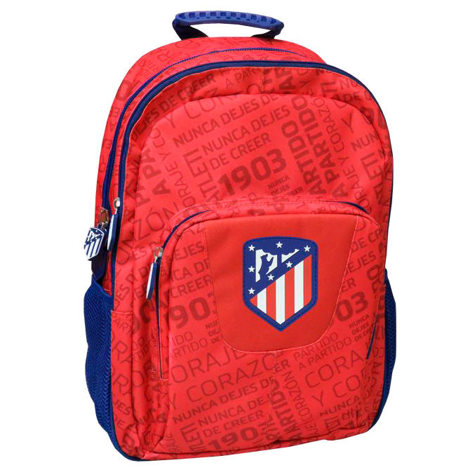 Atletico Madrid adaptable backpack 42cm