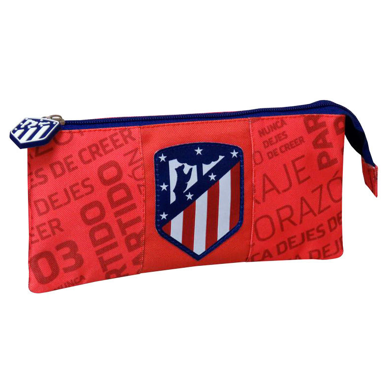 Atletico Madrid pencil case