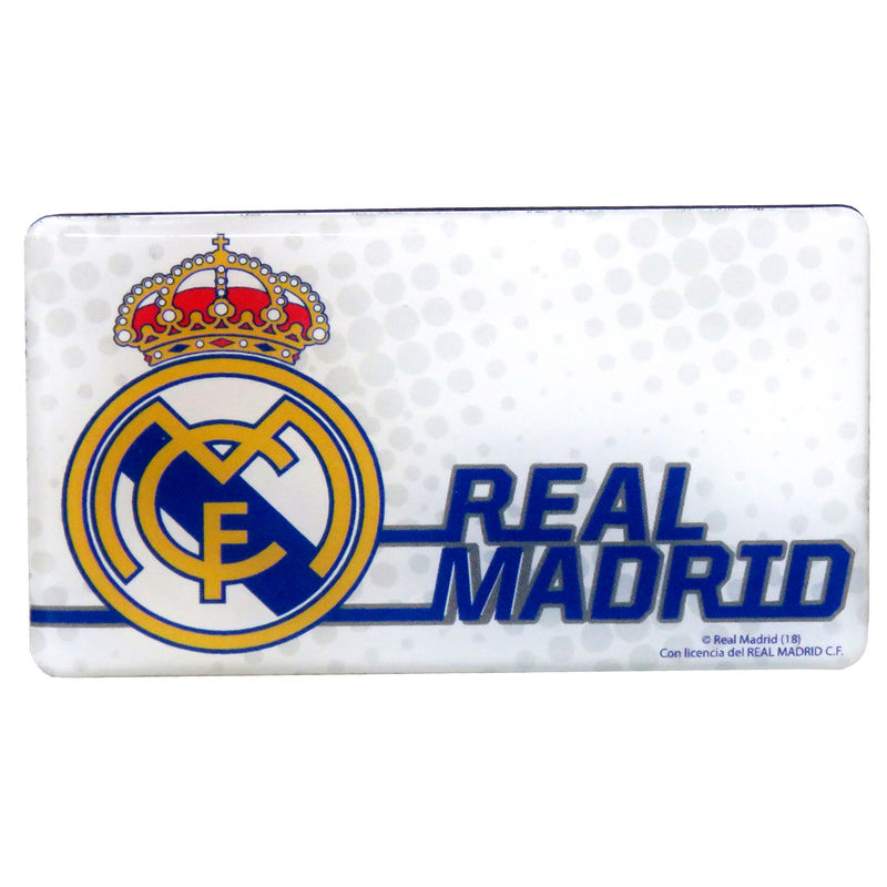 Real Madrid magnet