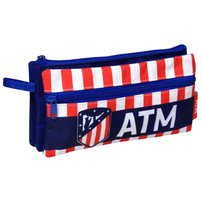 Atletico Madrid triple pencil case