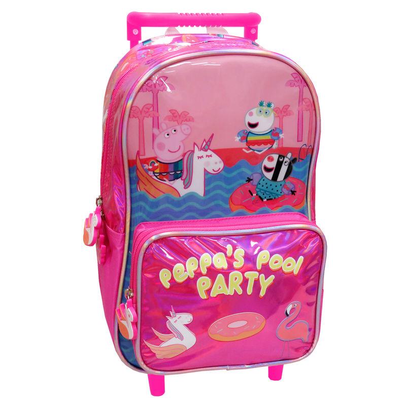 Peppa Pig Pool Party trolley 39cm