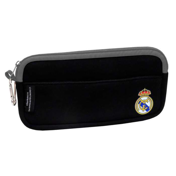 Real Madrid neoprene flat carry all