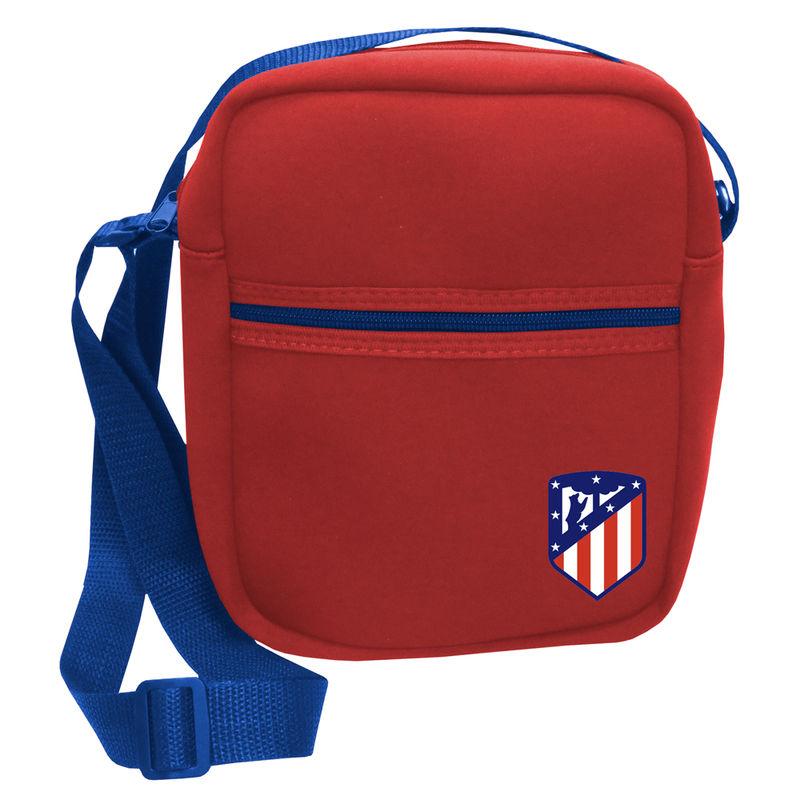 Atletico de Madrid neoprene shoulder bag