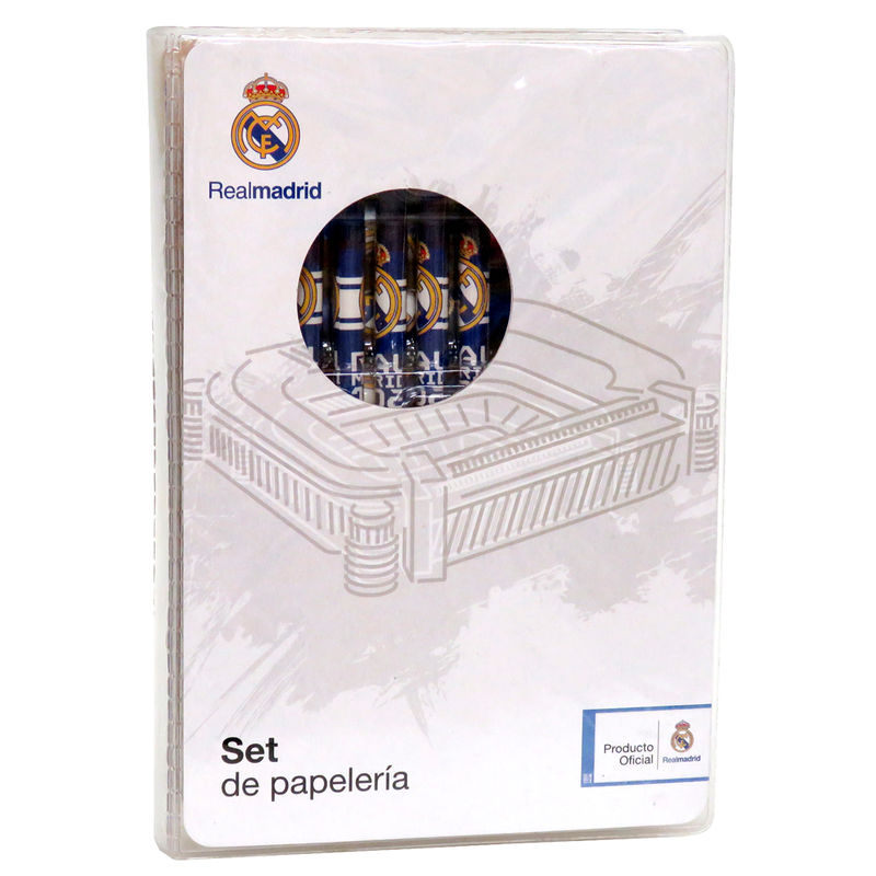 Real Madrid briefcase drawing 25pcs