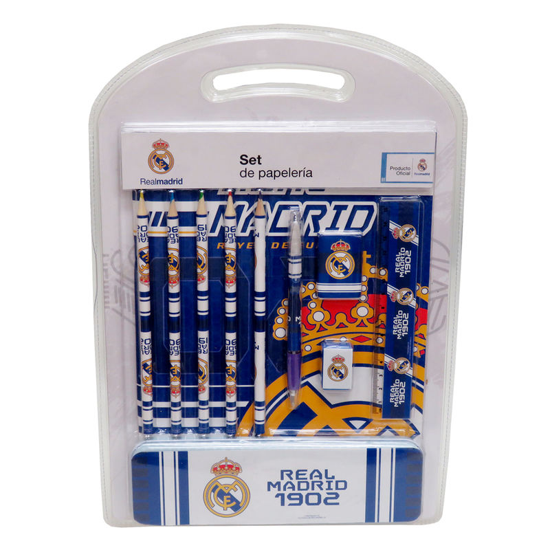 Real Madrid 1902 stationery set