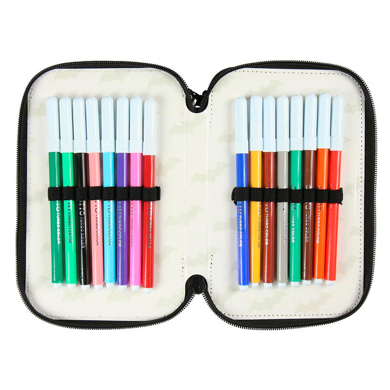 DC Comics Batman Giotto triple pencil case