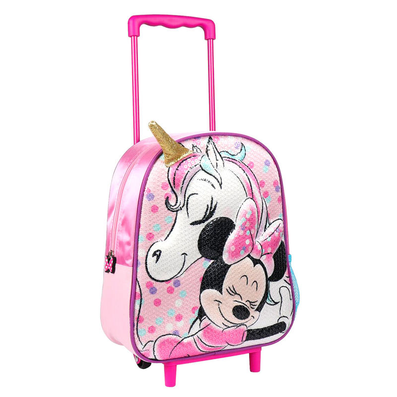 Disney Minnie 3D trolley 31cm