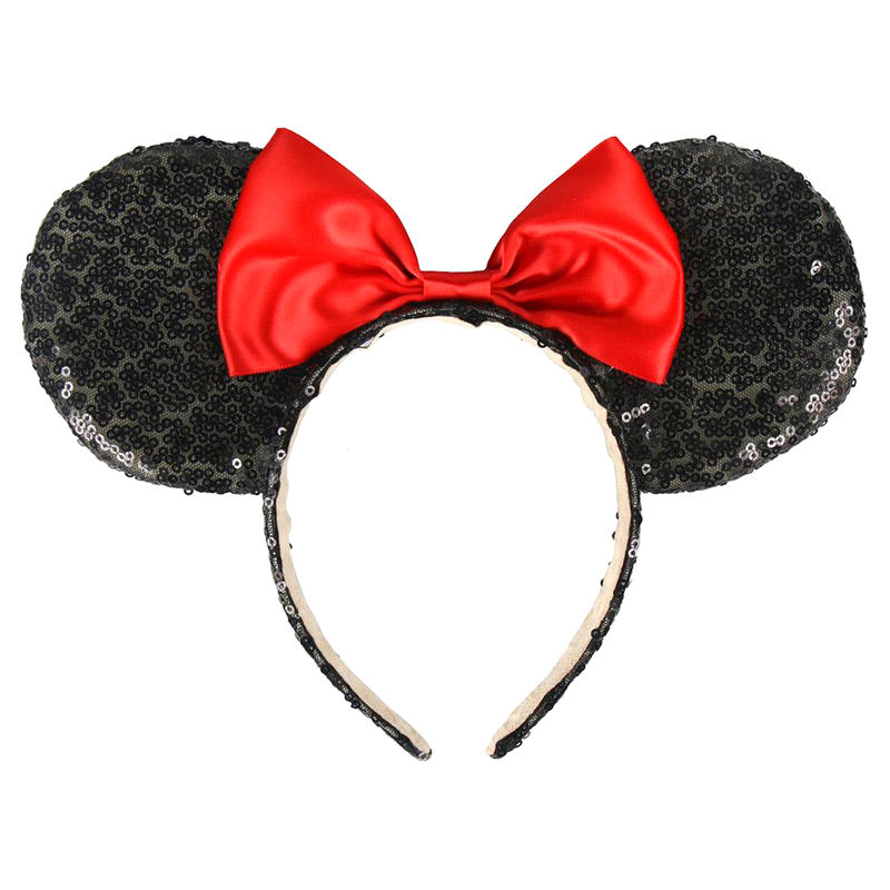 Disney Minnie premium sequins headband