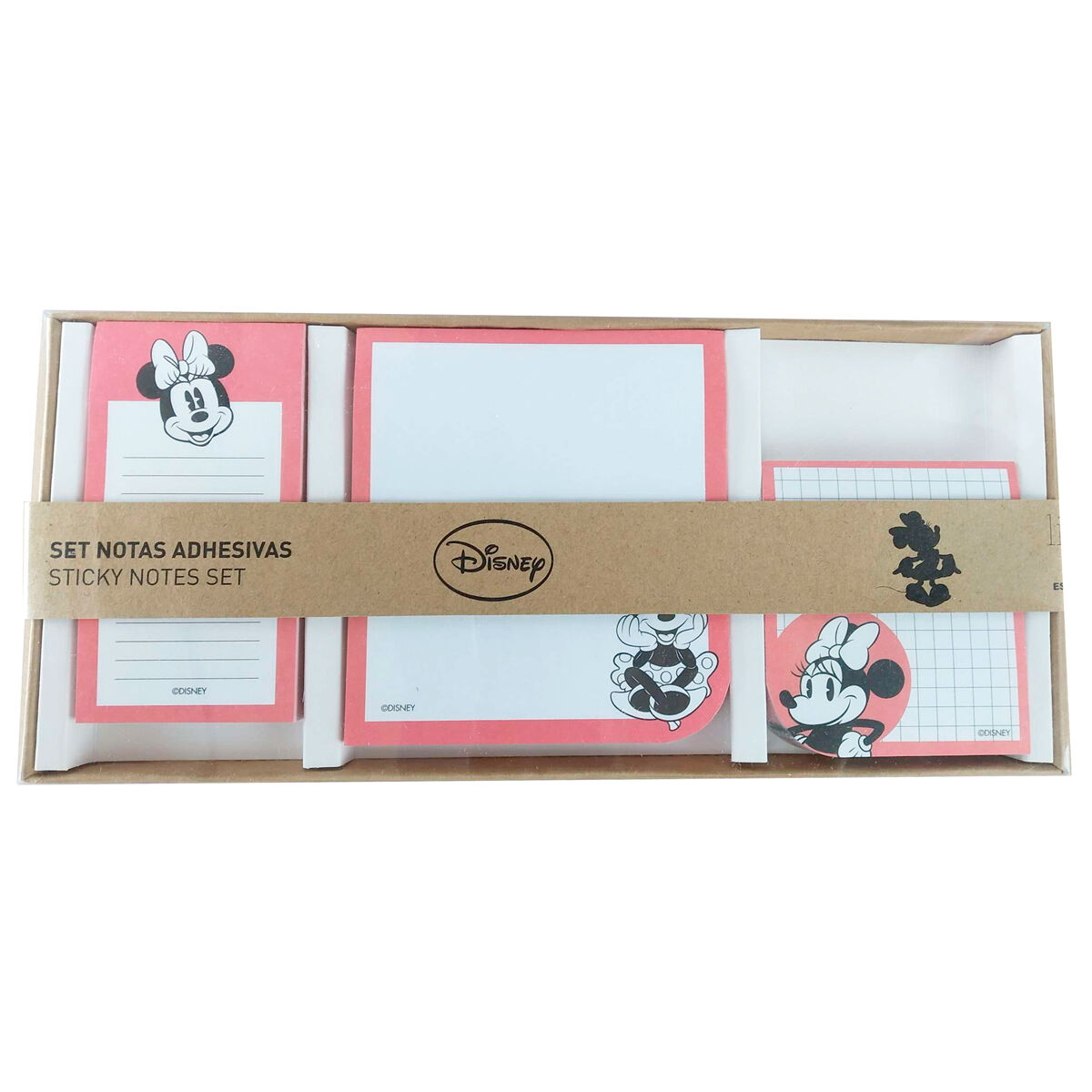 Disney Minnie sticky notes