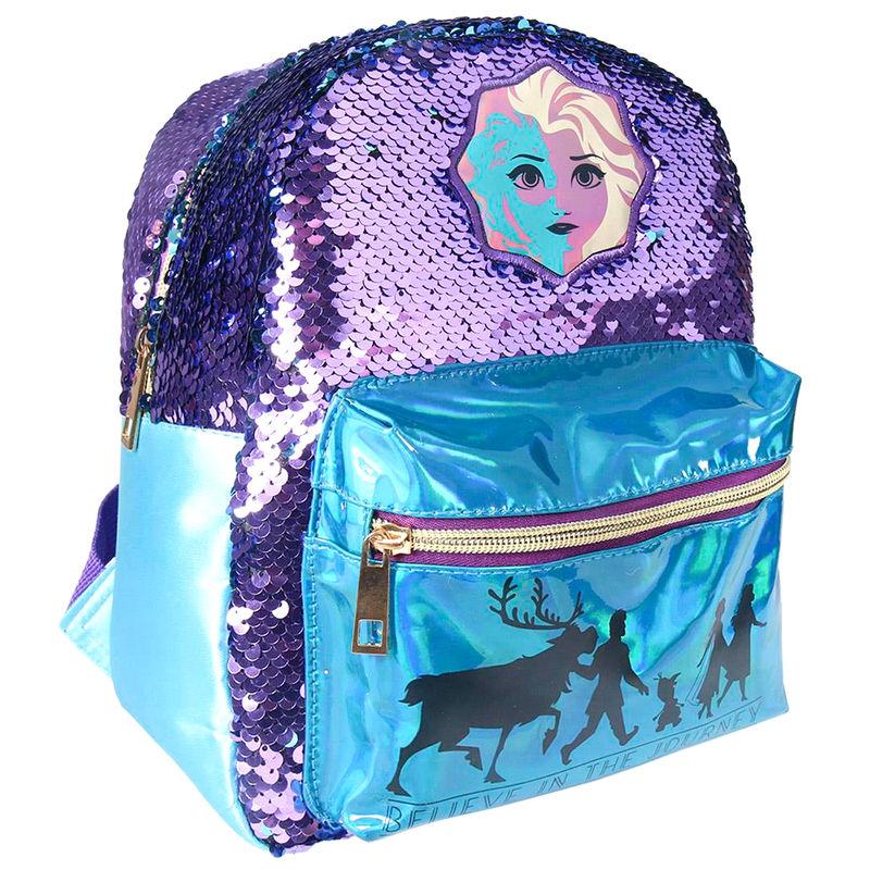 Disney Frozen 2 sequins backpack 26cm