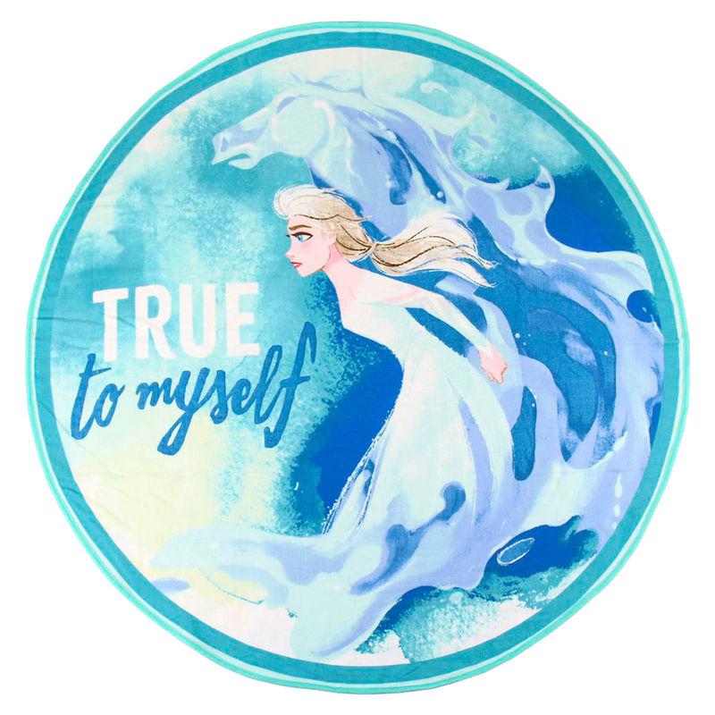 Disney Frozen 2 Elsa microfiber towel