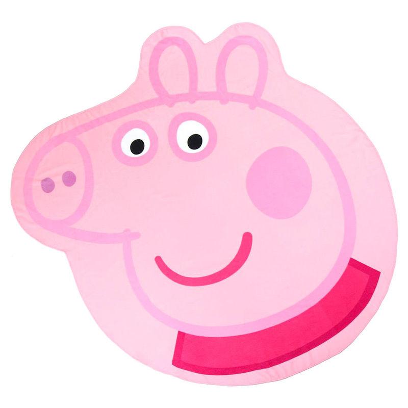 Peppa Pig microfiber towel