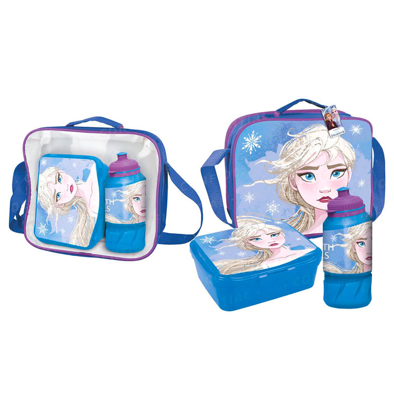 Disney Frozen 2 lunch bag with accessories