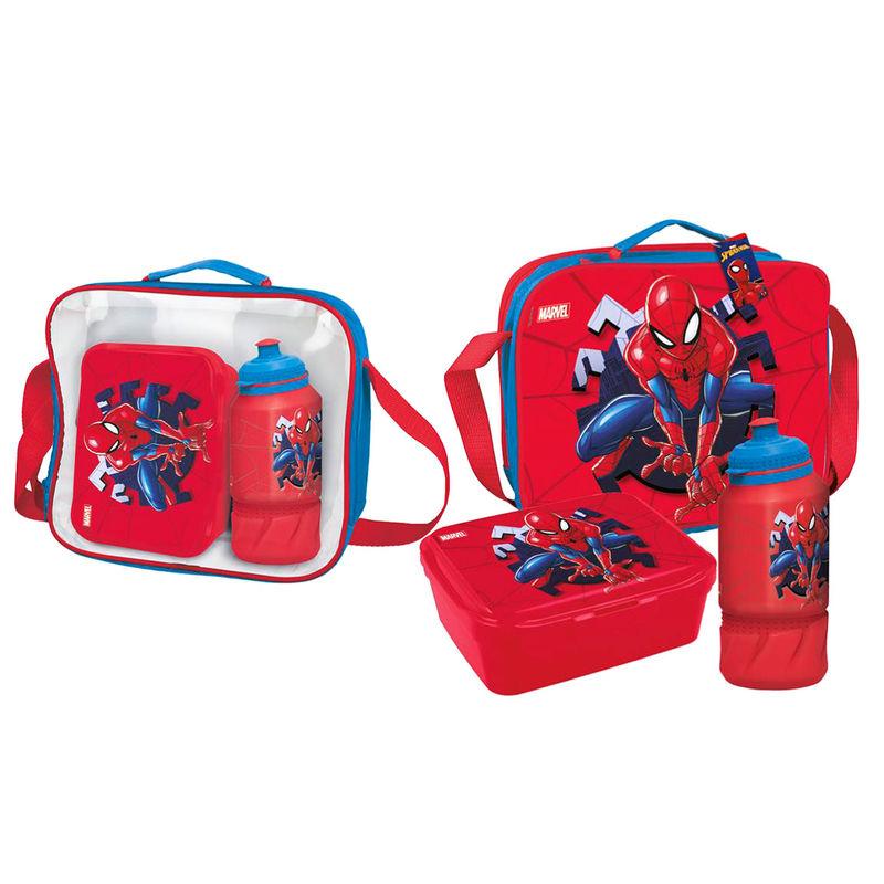 Marvel Spiderman lunch bag