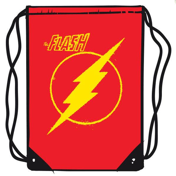 DC Comocs Flash gym bag 45cm