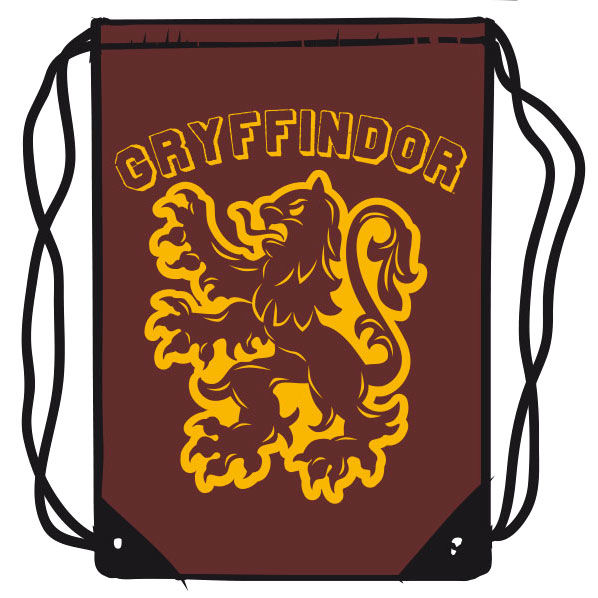 Harry Potter Gryffindor gym bag 45cm