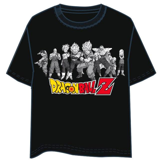 Dragon Ball Z Characters adult t-shirt