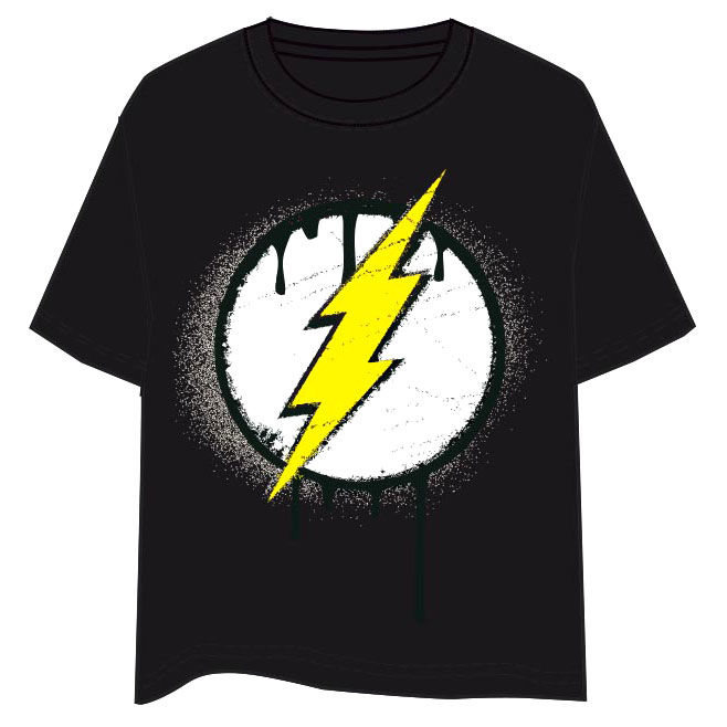 DC Comics Flash adult t-shirt