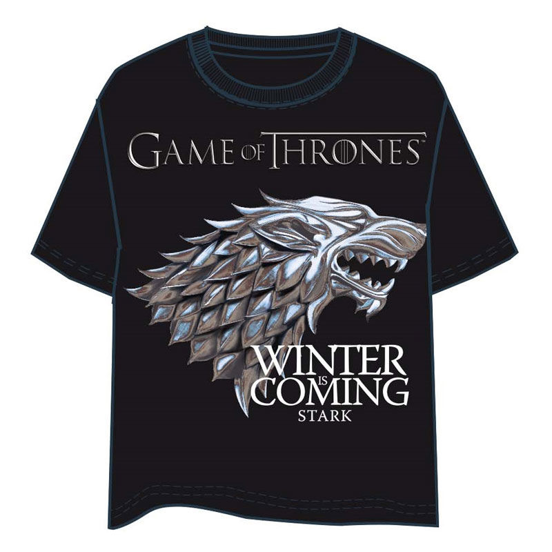 Stark Game of Thrones adult tshirt