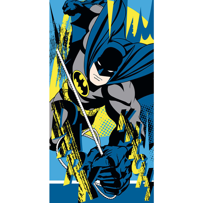 DC Batman Logo cotton towel