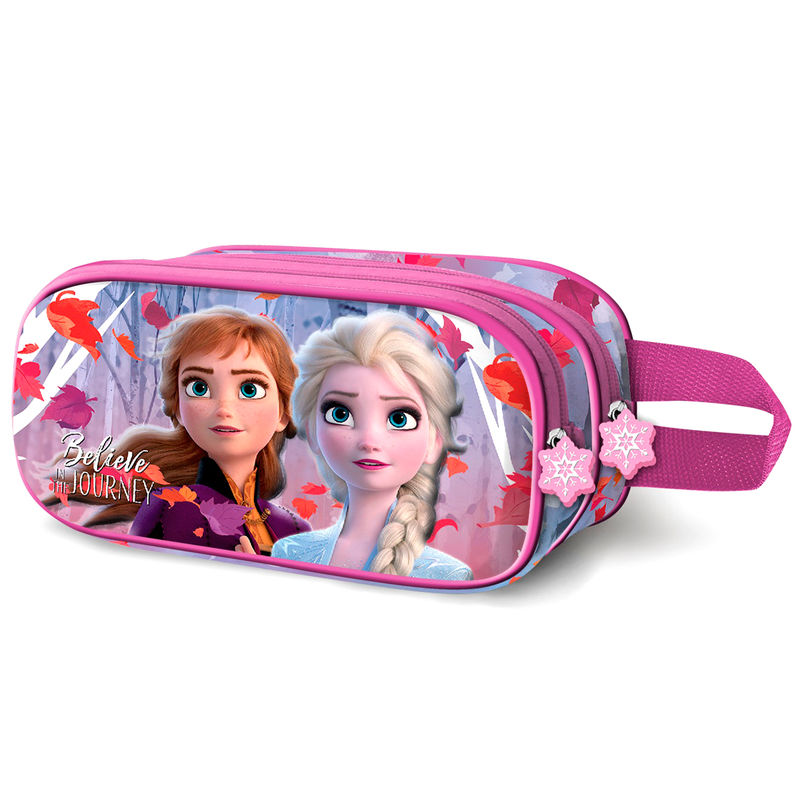 Disney Frozen 2 3D double pencil case