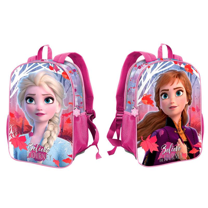 Disney Frozen 2 reversible backpack 32cm