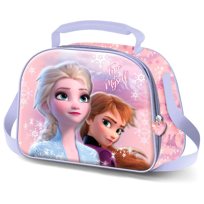 Disney Frozen 2 3D lunch bag
