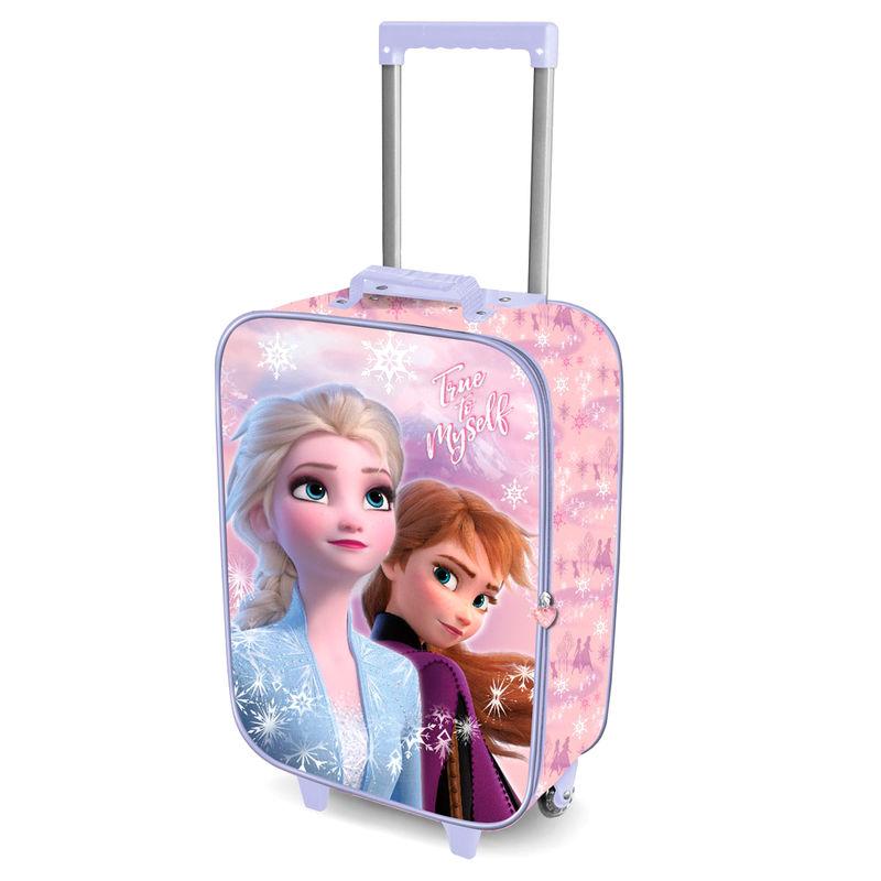 Disney Frozen 2 3D seljakott-käru 52cm