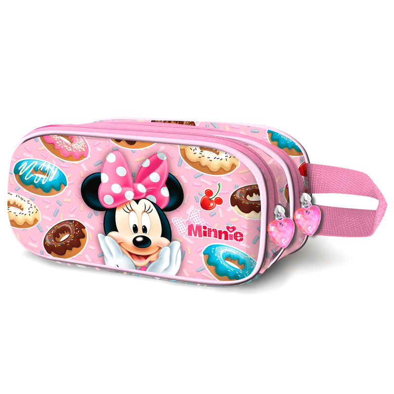 Disney Minnie Sweet 3D double pencil case