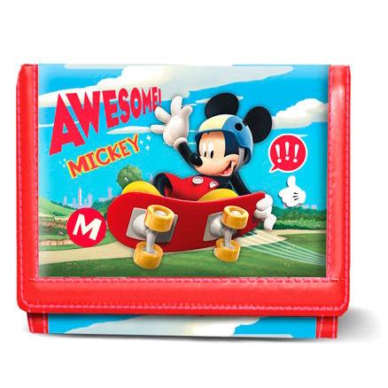 Disney Mickey Skater wallet