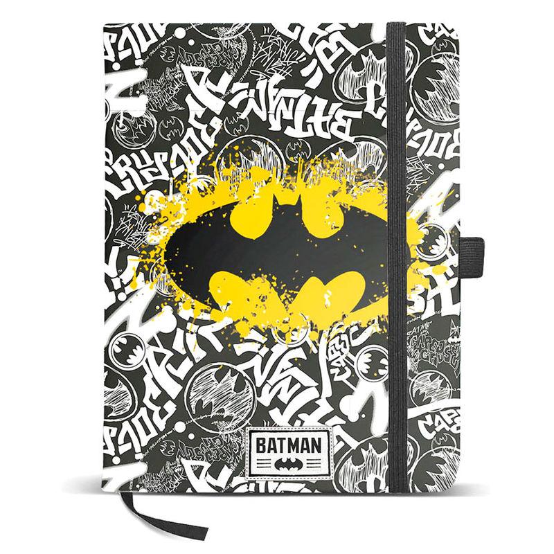 DC Comics Batman Tagsignal diary