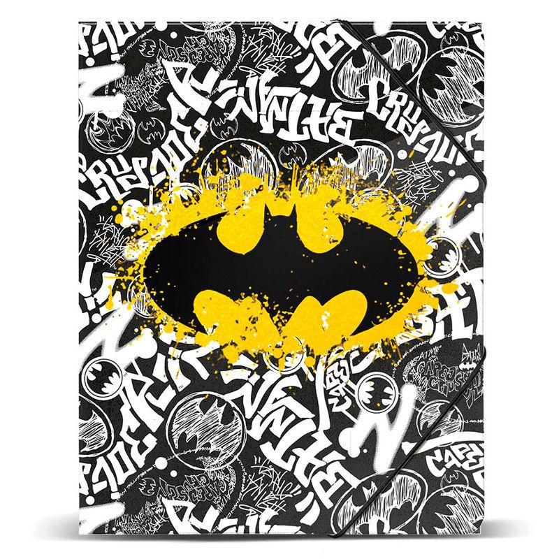 DC Comics Batman Tagsignal A4 folder