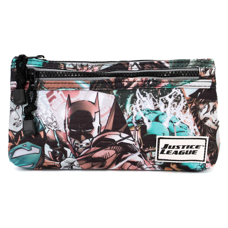 DC Comics Justice League pencil case