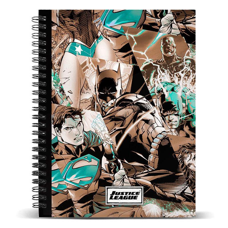 DC Comics Justice League A5 notebook