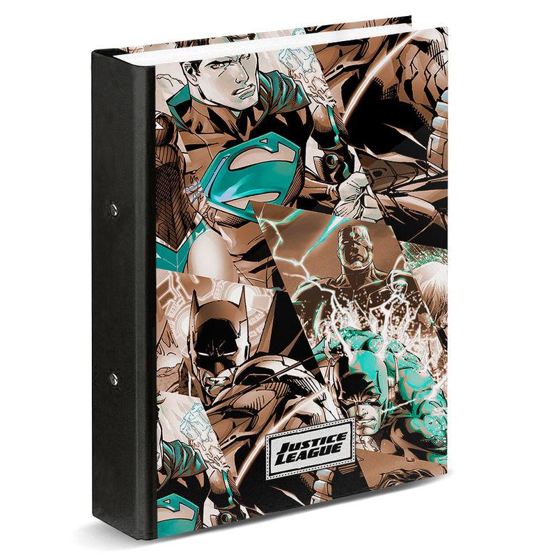 DC Comics Justice League A4 ring binder